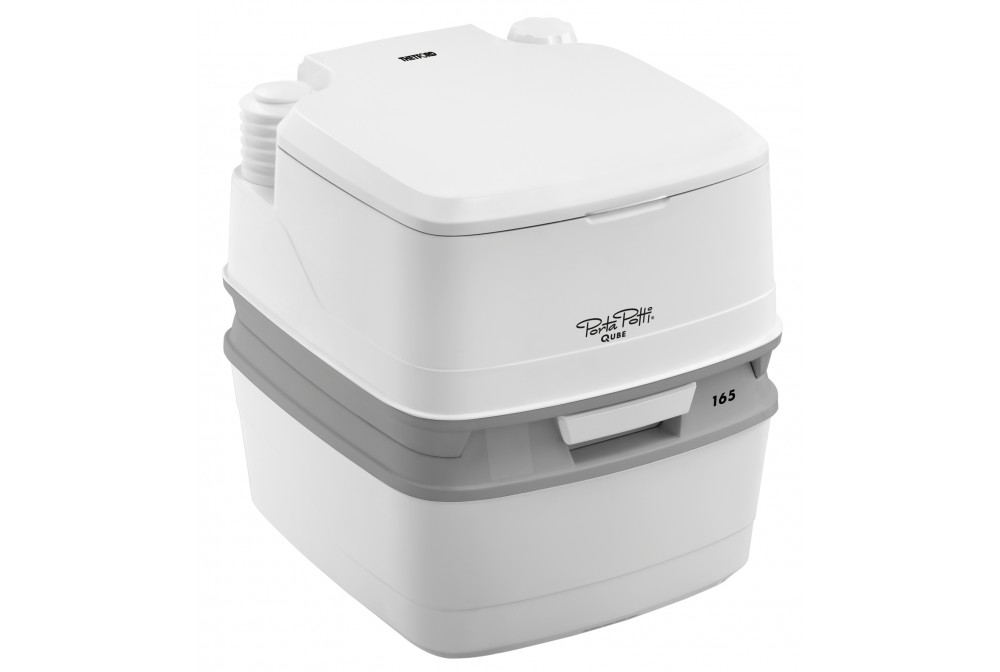 WATER PORTA POTTY 165 WHITE