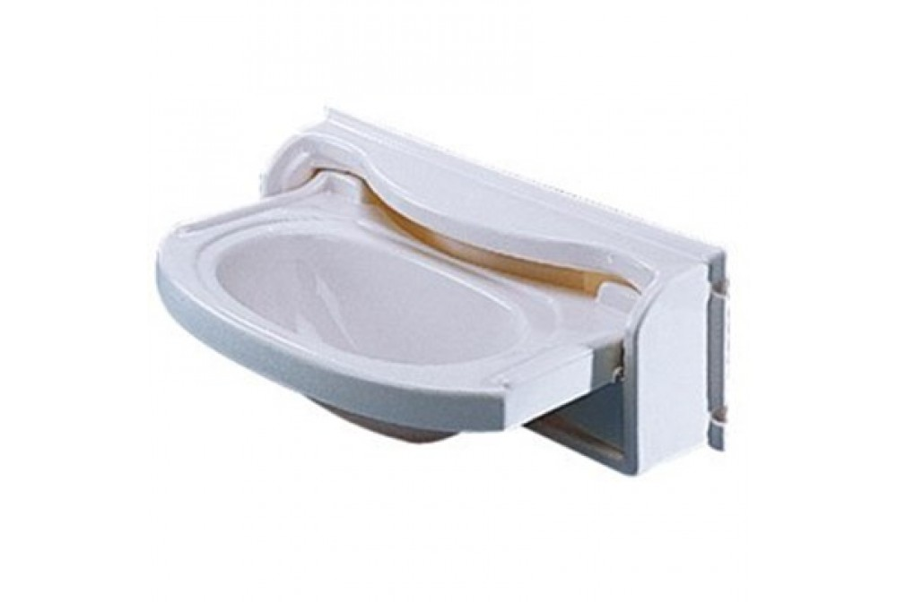 LAVABO PLEGABLE BLANCO